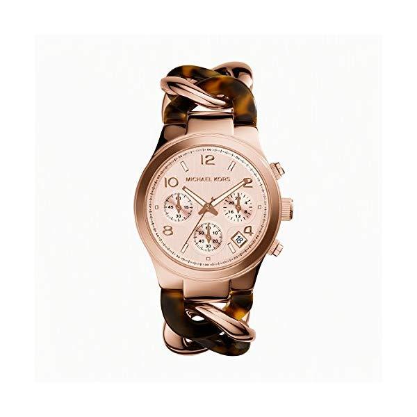 マイケルコース 時計 ウォッチ 腕時計 レディース 女性用 MK4269 Michael Kors Women's MK4269 Two-Tone Stainless Steel Watch