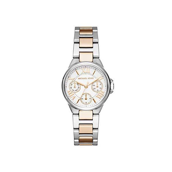 マイケルコース 時計 ウォッチ 腕時計 レディース 女性用 MK6448 Michael Kors Women's Mini Bailey Two-Tone Stainless Steel Watch MK6448