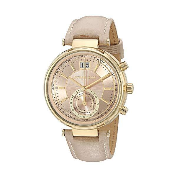 マイケルコース 時計 ウォッチ 腕時計 レディース 女性用 MK2529 Michael Kors Women's Sawyer Pink Watch MK2529