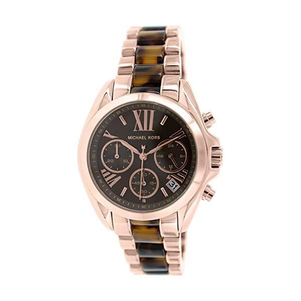 マイケルコース 時計 ウォッチ 腕時計 レディース 女性用 Michael Kors Women's Bradshaw Rose Gold