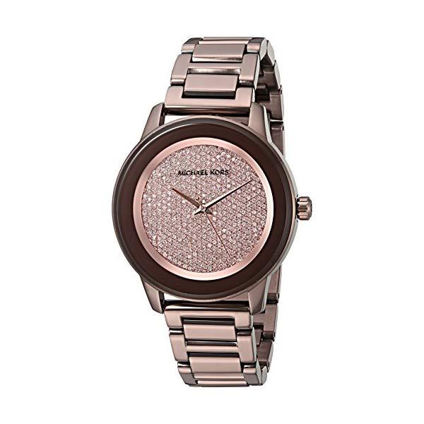 マイケルコース 時計 腕時計 ウォッチ 腕時計 レディース 時計 女性用 MK6245 マイケルコース Michael Kors Women's Kinley Brown Watch MK6245, サティヤ堂:04d5e121 --- ww.thecollagist.com