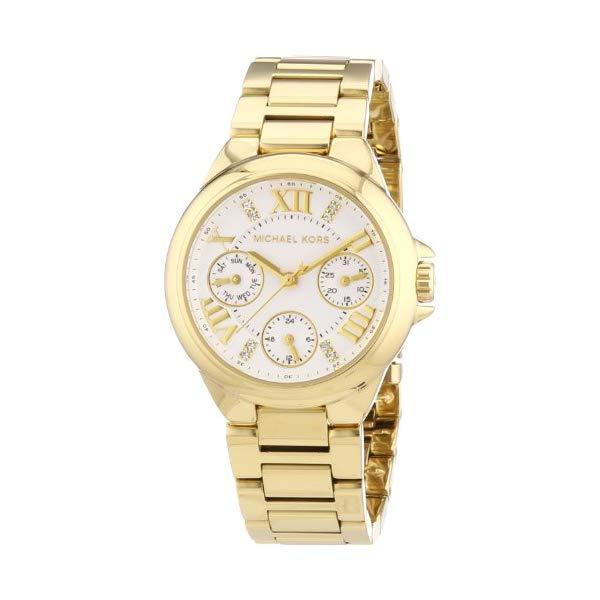 マイケルコース 時計 ウォッチ 腕時計 レディース 女性用 MK5759 Michael Kors Mini Camille Silver Dial Women's Watch MK5759