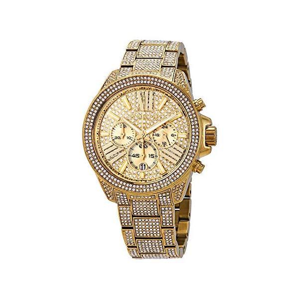 マイケルコース 時計 ウォッチ 腕時計 レディース 女性用 MK6355 Michael Kors Wren Chronograph Ladies Watch MK6355