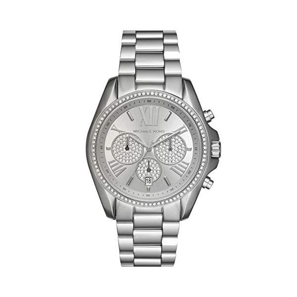 マイケルコース 腕時計 Michael Kors MK6537 ウォッチ レディース 女性用 Michael Kors Women's Bradshaw Stainless Steel Watch MK6537