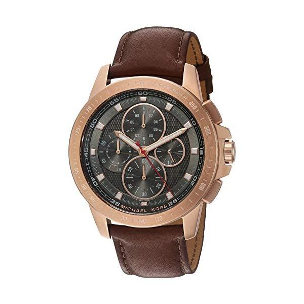 マイケルコース 腕時計 Michael Kors MK8519 ウォッチ メンズ 男性用 Michael Kors Men's Ryker Rose Gold-Tone Watch MK8519