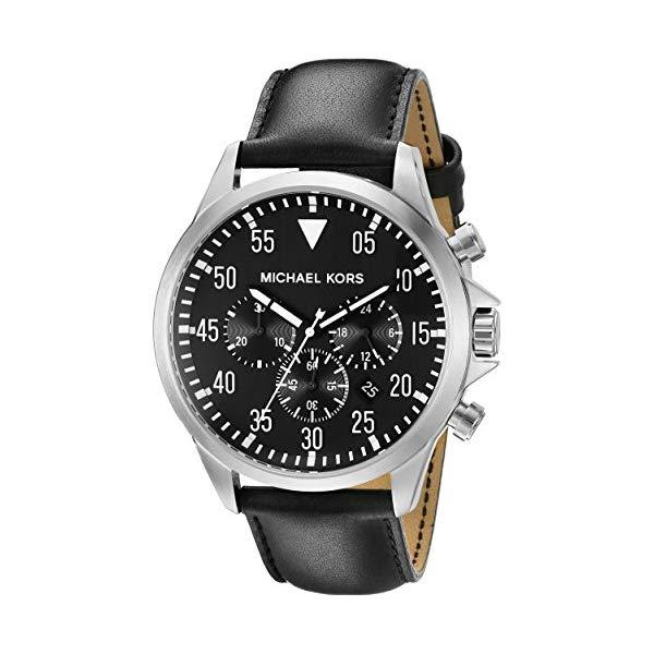 マイケルコース 腕時計 Michael Kors MK8442 ウォッチ メンズ 男性用 Michael Kors Men's Gage Black Watch MK8442