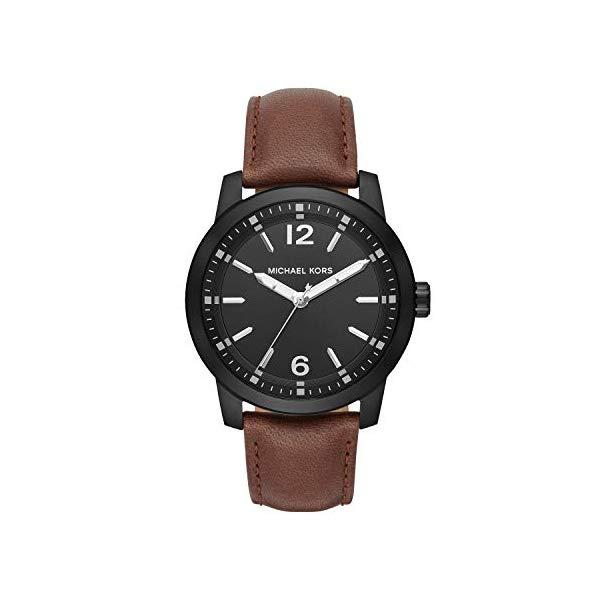 マイケルコース 腕時計 Michael Kors MK8651 ウォッチ メンズ 男性用 Michael Kors Men's Vonn Brown Leather Watch MK8651