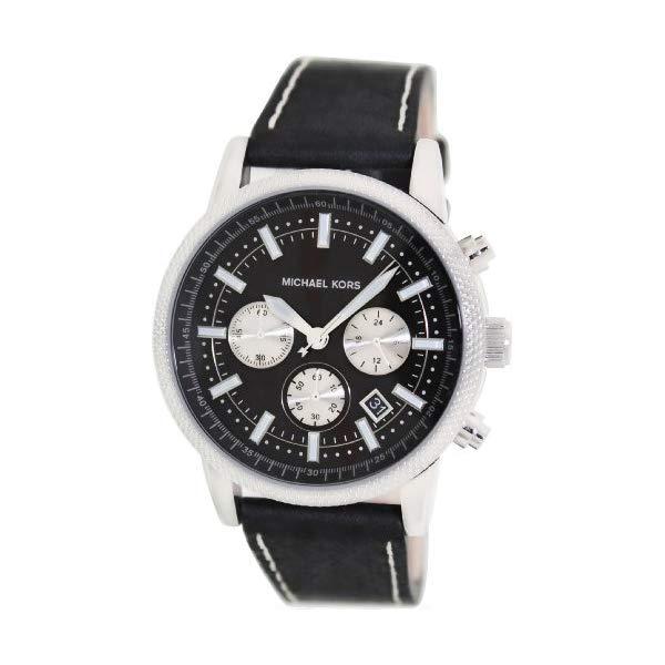 マイケルコース 腕時計 Michael Kors MK8310 ウォッチ メンズ 男性用 Michael Kors Silver-Tone Scout Men's Watch