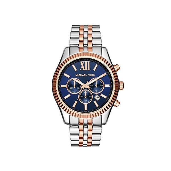 マイケルコース 腕時計 Michael Kors MK8412 ウォッチ レディース 女性用 Michael Kors Women's Two Tone Lexington Watch