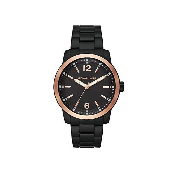 マイケルコース 腕時計 Michael Kors MK8670 ウォッチ メンズ 男性用 Michael Kors Men's Vonn Black Stainless Steel Watch MK8670
