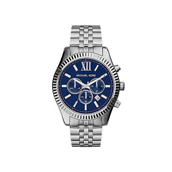 マイケルコース 腕時計 Michael Kors MK8280 ウォッチ Michael Kors Silver Lexington Watch