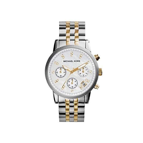 マイケルコース 腕時計 Michael Kors MK5057 ウォッチ レディース 女性用 Michael Kors Womens MK5057 Ritz Chronograph