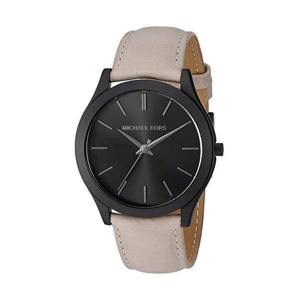 マイケルコース 腕時計 Michael Kors MK8510 ウォッチ メンズ 男性用 Michael Kors Men's Slim Runway Black Watch MK8510