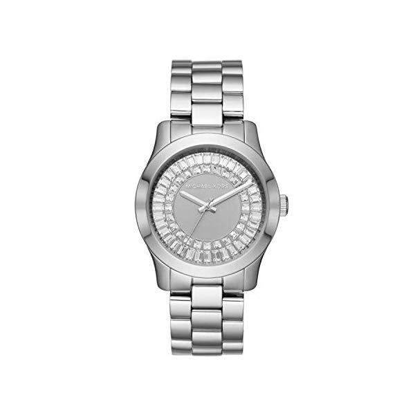 マイケルコース 腕時計 Michael Kors MK6531 ウォッチ レディース 女性用 Michael Kors Women's Runway Baguette Stainless Steel Watch MK6531
