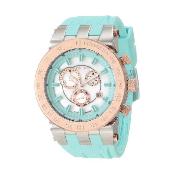 マルコ 腕時計 MULCO MW5-93503-093 ユニセックス 男女兼用 ウォッチ Mulco Unisex Swiss Quartz Watch - Bluemarine Trio - Stainless Steel Multifunctional and Light Watch