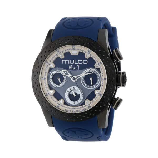 マルコ 腕時計 MULCO MW5-1962-045 ユニセックス 男女兼用 ウォッチ MULCO Unisex MW5-1962-045 Stainless Steel Casual Watch
