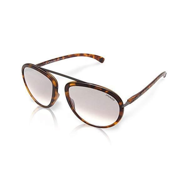 マルコ サングラス MULCO ROPE DROPE C025 Mulco Viper PT C131 Carey Frame / White Lens 48 mm Sunglasses