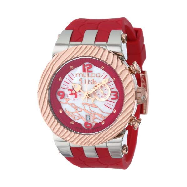 マルコ 腕時計 MULCO MW5-2365-063 全商品オープニング価格 ユニセックス 男女兼用 ウォッチ Chronograph まとめ買い特価 Unisex Watch Analog