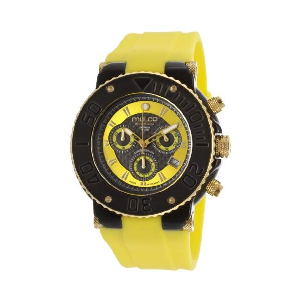 マルコ 腕時計 MULCO MW3-70601-075 ユニセックス 男女兼用 ウォッチ Mulco Bluemarine Chronograph Unisex Watch