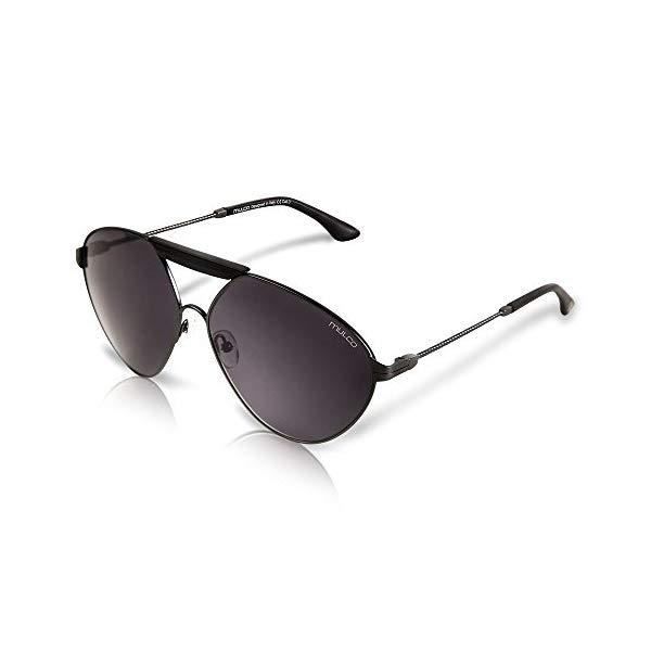 マルコ サングラス MULCO ROPE DROPE C025 Mulco Rope Drope C025 Black Frame / Black Lens 48 mm Sunglasses
