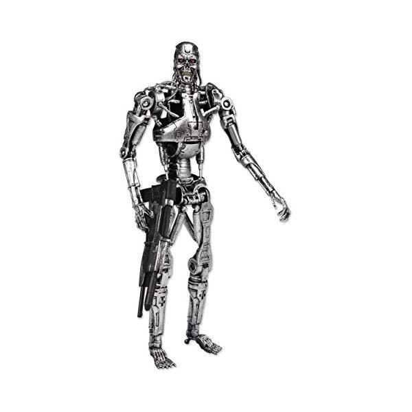 ターミネーター アクション フィギュア 人形 ネカ NECA Classic Terminator Scale Endoskeleton in Window Box Action Figure, 7
