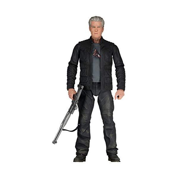 ターミネーター アクション フィギュア 人形 ネカ NECA Terminator Scale) Genisys Terminator Guardian Genisys Pop T-800 Action Figure (7