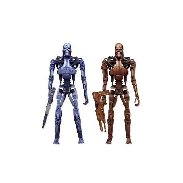 ターミネーター アクション フィギュア 人形 ネカ Robocop V Predator 7-inch