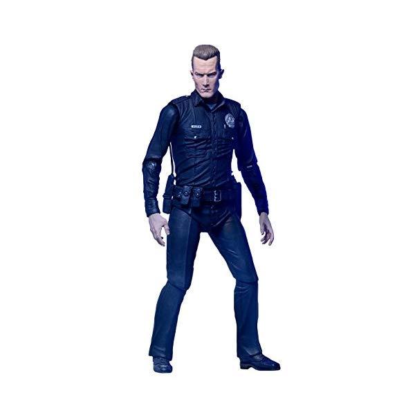 ターミネーター アクション フィギュア 人形 ネカ Neca Terminator 2 T-1000 Robert Patrick Ultimate 7