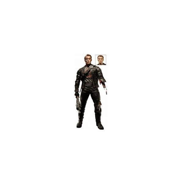 ターミネーター アクション フィギュア 人形 ネカ NECA Terminator 2: Judgement Day Series 2 Action Figure T-800 Final Battle by NECA