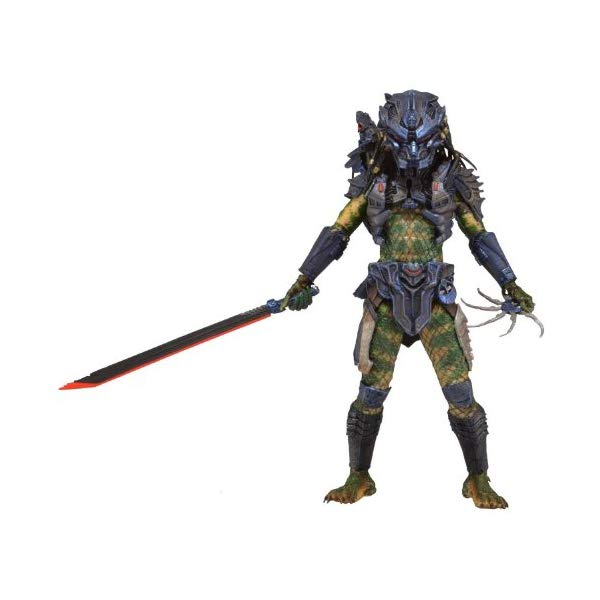 プレデター アクション フィギュア 人形 ネカ NECA Predators Series 11 - Armored Lost Predator - Scale Action Figure, 7