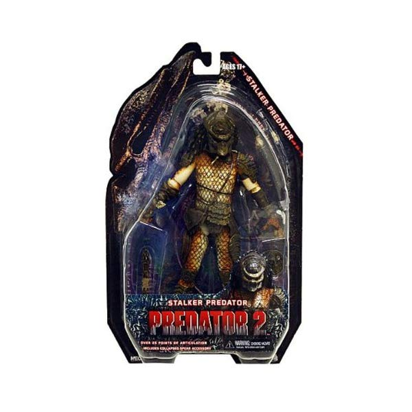 プレデター アクション フィギュア 人形 ネカ NECA Predator 2 Movie Series 5 Action Figure Stalker Predator