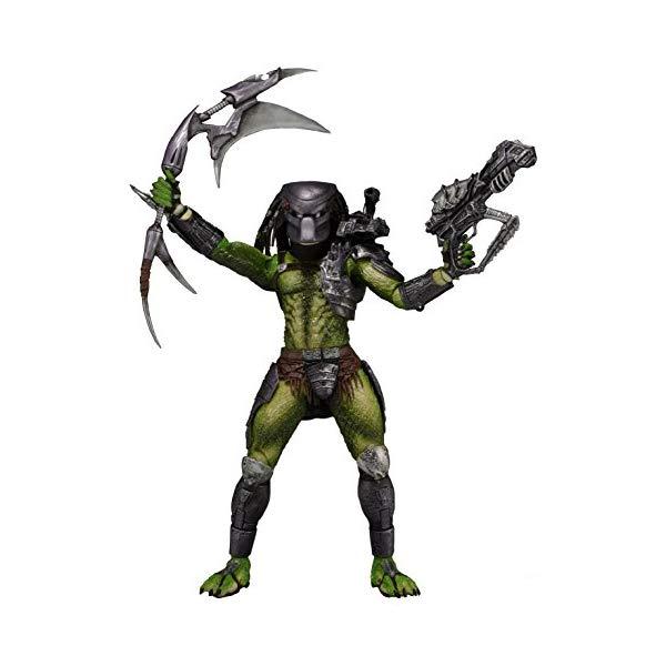 プレデター アクション フィギュア 人形 ネカ NECA Predator Series 13 Renegade Predator 7