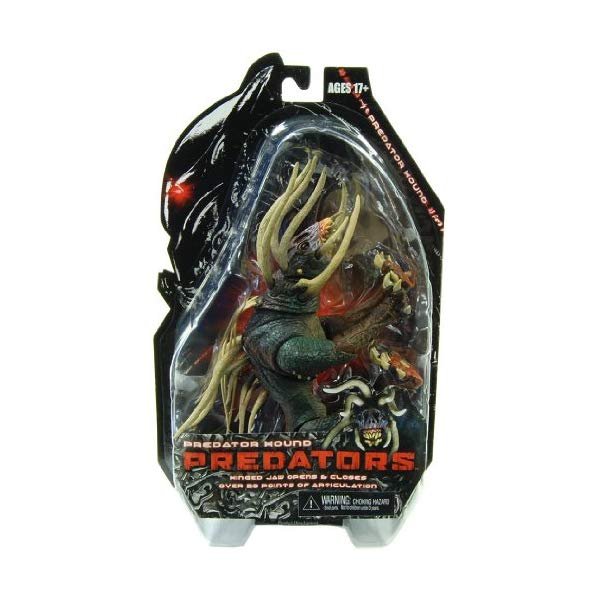 プレデター アクション フィギュア 人形 ネカ NECA Predators 2010 Movie Series 3 Action Figure Predator Hound