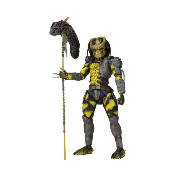 プレデター アクション フィギュア 人形 ネカ NECA Predators Series 11 - Wasp Predator - Scale Action Figure, 7