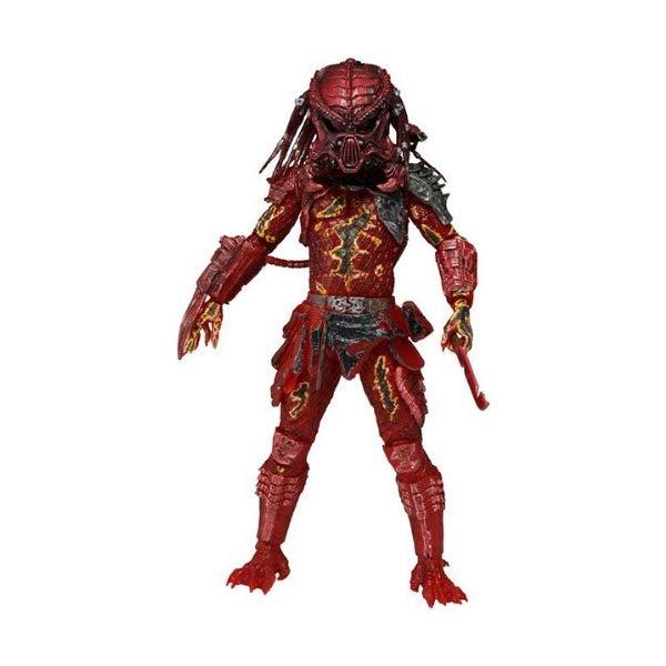 プレデター アクション フィギュア 人形 ネカ NECA Predators Series 10 Lava Planet 7