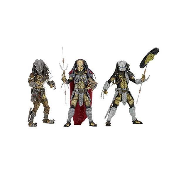 プレデター アクション フィギュア 人形 ネカ NECA Predator Series 17 Action Figure Assortment
