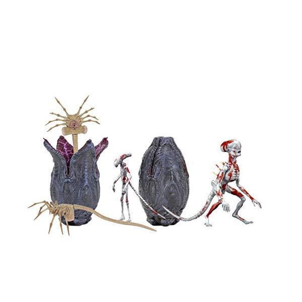 エイリアン プレデター アクション フィギュア 人形 ネカ NECA Alien Covenant - Accessory Pack