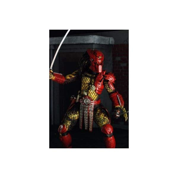 プレデター アクション フィギュア 人形 ネカ Neca Predators 7 Inch Series 7 - Big Red Predator Action Figure toy [ parallel import goods ]