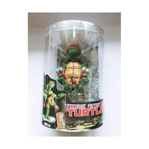ミュータント タートルズ アクション フィギュア 人形 ネカ Teenage Mutant Ninja Turtles Action Figure Michelangelo
