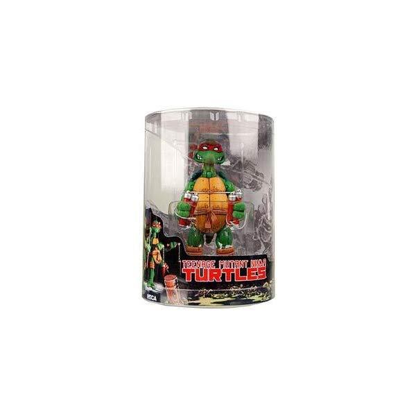 ミュータント タートルズ アクション フィギュア 人形 ネカ NECA Teenage Mutant Ninja Turtles - Mirage Comics - Michelangelo [Tube Packaging]