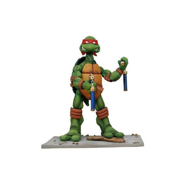ミュータント タートルズ アクション フィギュア 人形 ネカ Teenage Mutant Ninja Turtles NECA Comic Style Action Figure Michelangelo