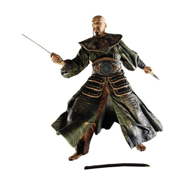 パイレーツオブカリビアン アクション フィギュア 人形 ネカ Pirates Of The Caribeean Sao Feng Figure