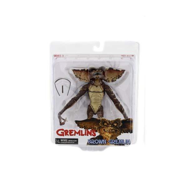 グレムリン フィギュア 人形 ネカ NECA Gremlins - Brown Gremlin Action Figure