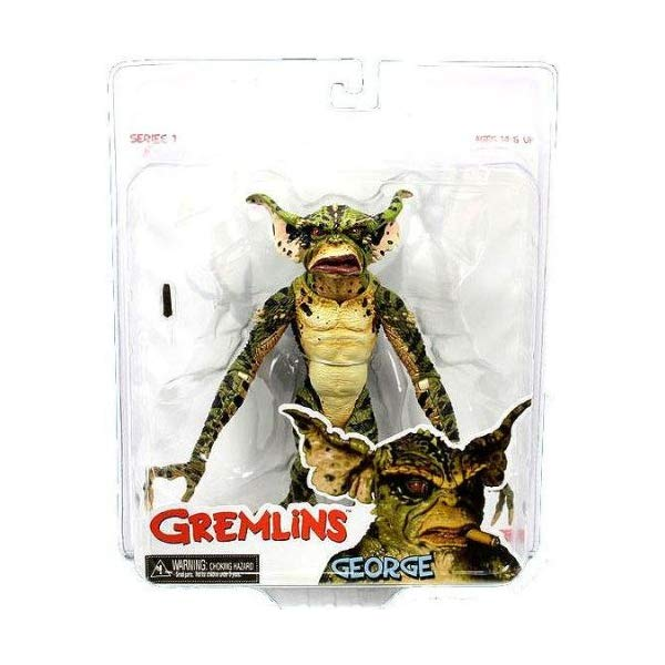 グレムリン フィギュア 人形 ネカ NECA Gremlins Series 1 Action Figure George by NECA