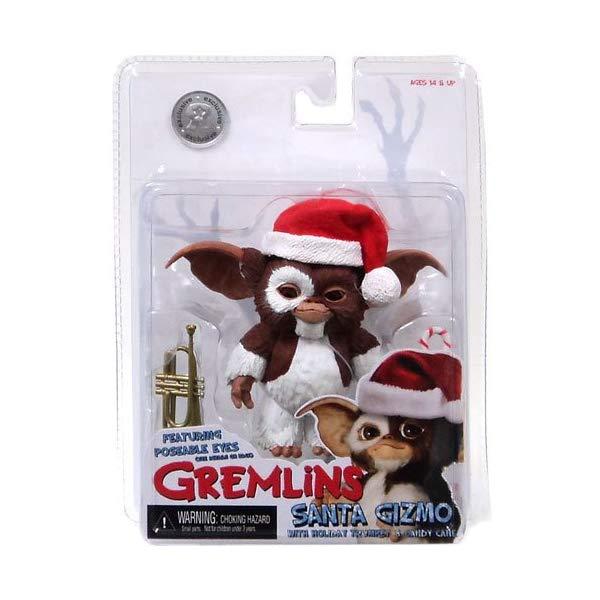グレムリン ギズモ フィギュア 人形 ネカ Neca Gremlins Christmas Holiday Exclusive Santa Gizmo Figure