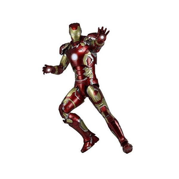 アイアンマン アヴェンジャーズ アクション フィギュア 人形 ネカ NECA Avengers 2: Iron Man Mark 43 Action Figure (1/4 Scale)