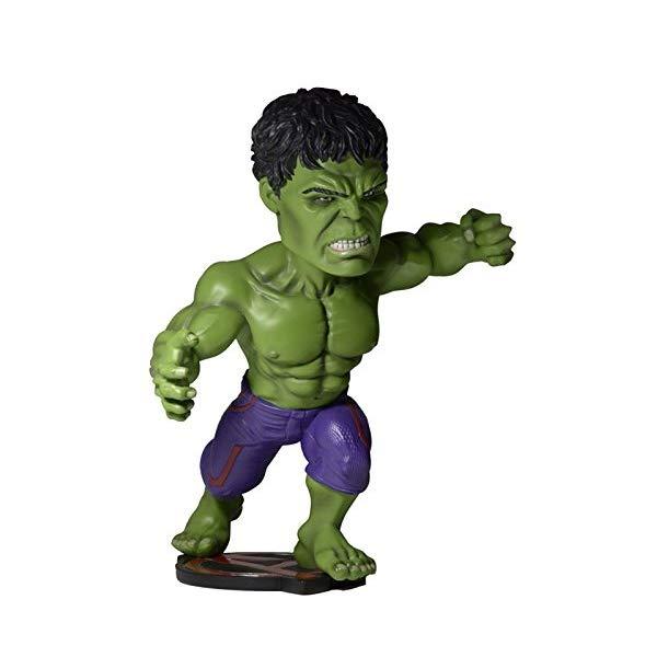ハルク アヴェンジャーズ アクション フィギュア 人形 ネカ NECA Avengers Age of Ultron (Movie) - Head Knocker - Hulk