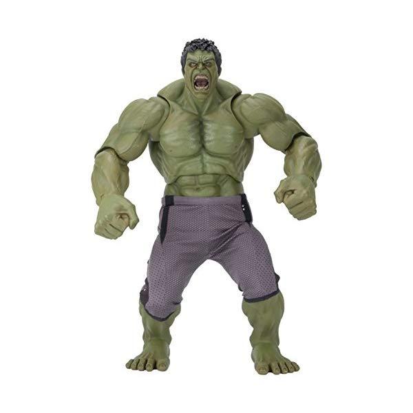 ハルク アヴェンジャーズ スケーラーズ コード フィギュア 人形 ネカ NECA Avengers: Age of Ultron Figure - Hulk (1:4 Scale)