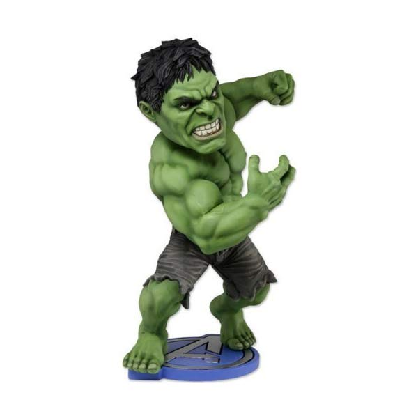 ハルク アヴェンジャーズ アクション フィギュア 人形 ネカ NECA Avengers Movie Hulk Headknocker