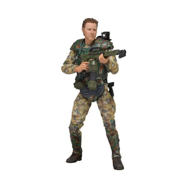 エイリアン アクション フィギュア 人形 ネカ NECA Series 2 Aliens Sergeant Windrix 7